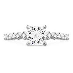 Cali Chic DRM Diamond Accent Engagment Ring