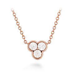 Effervescence Diamond Pendant