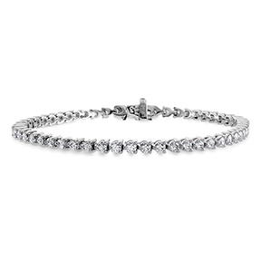 Temptation Three-Prong Bracelet