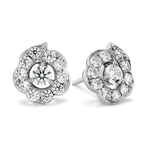 Lorelei Bloom Stud Earrings