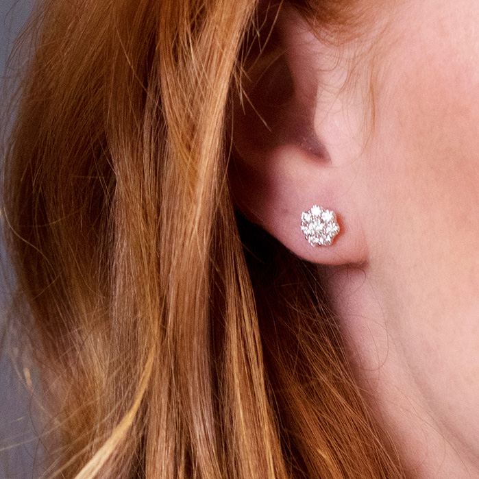 Beloved Stud Earrings