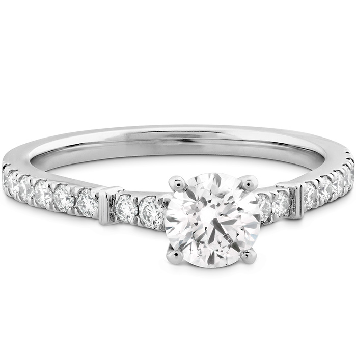 Cali Chic HOF Rope Engagement Ring