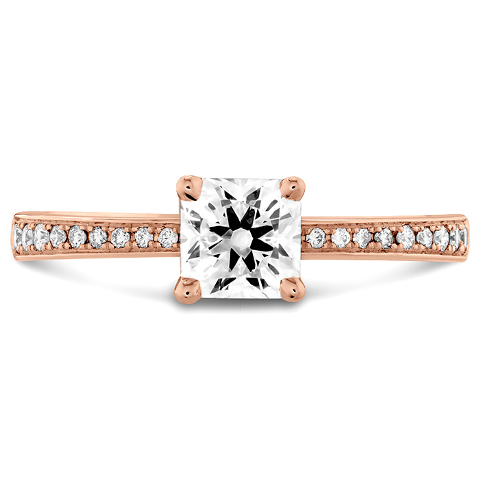 Dream Signature Engagement Ring-Diamond Band