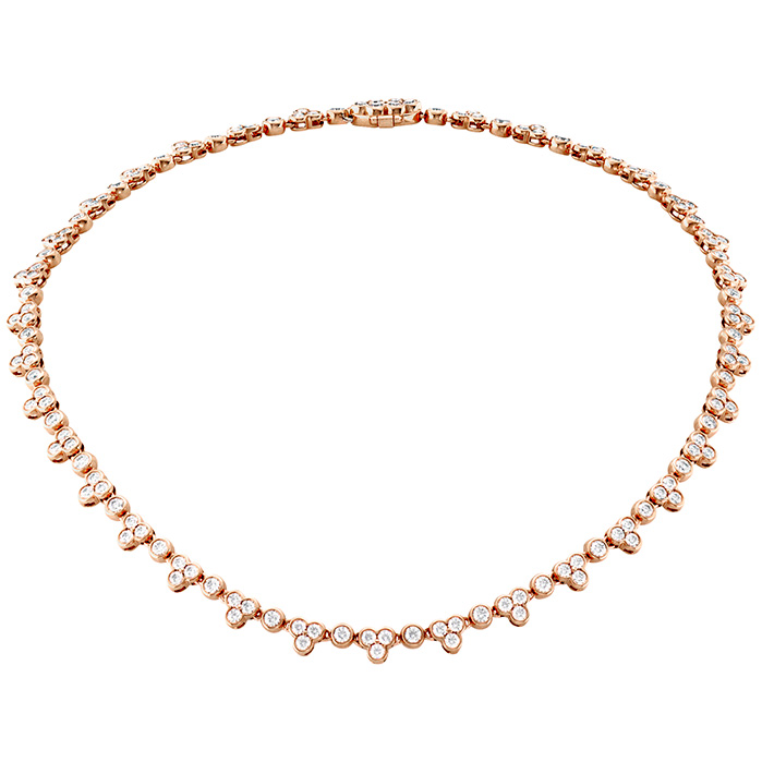 Effervescence Line Necklace