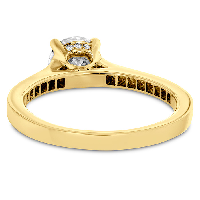 Illustrious Engagement Ring-Diamond Band